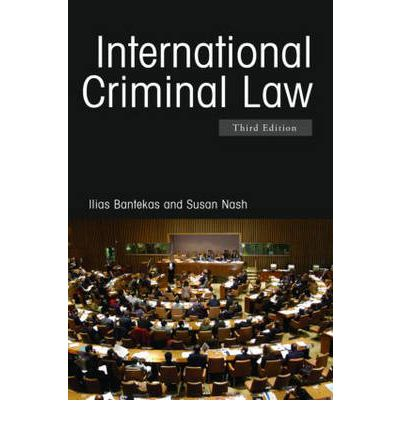 international criminal law Download pdf version of guide for print i starting places american society of international law's research guide on international criminal law provides information on the major electronic.