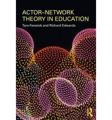 potential of actor network theory for theory Change agents, networks, and institutions: a contingency theory of organizational change  to which an actor's network contacts are connected to one another.