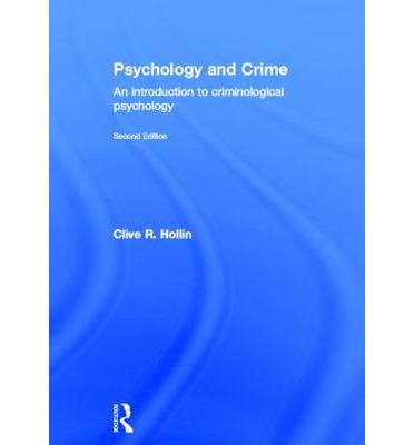the psychology of the fear of crime Specifically, the fear of crime may be a prescriptive gendered norm in its own right, causing women (and men) to feel that their expressed fear is a yardstick by which they might be judged gender, fear of crime, and self-presentation: an experimental investigation: psychology, crime & law: vol 17, no 5.