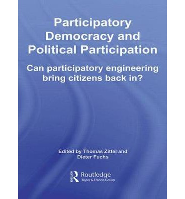democracy and political participation series In a democracy political participation should not be a consequence of force, pressure, or threats, but be optional and based on free will  this definition shows .