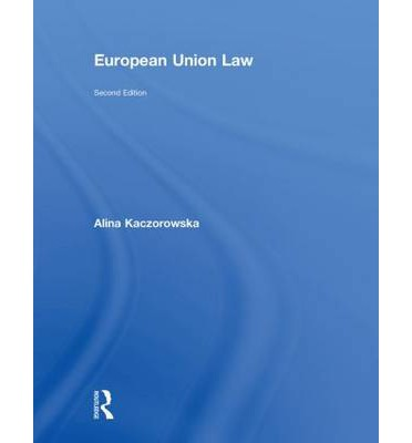 How the EU works: EU law and the UK