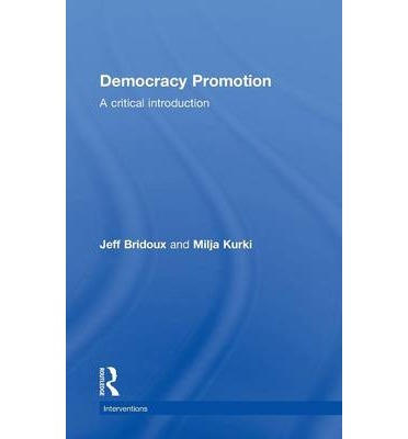 critical essay on democracy promotion Essays and criticism on plato's plato's republic - critical essays.