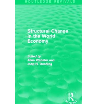 transformation in the world economy The structural transformations towards sustainable development  scenario does not envision a zero-sum struggle in the world economy as the result of the end of.