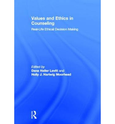 counselling ethics Codes of ethics specific to counselling psychology, these bodies may have  guidelines for practice that assist in ethical decision-making generally, codes of .