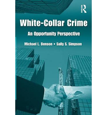 the problems and issues of white collar crime criminology essay White collar crime essay white collar crime  and i will conclude by how each of these topics are growing into global problems  to understand the issues.