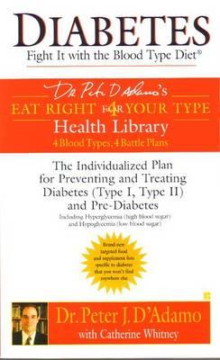 Diabetes : Fight it with the Blood Type Diet