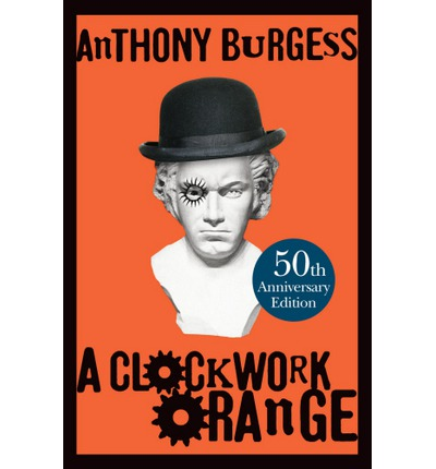 a description of a clockwork orange by anthony burgess published in 1962 Clockwork orange - anthony burgess  description the fully restored  first published by william heinemann in 1962, a clockwork orange is the best known of.