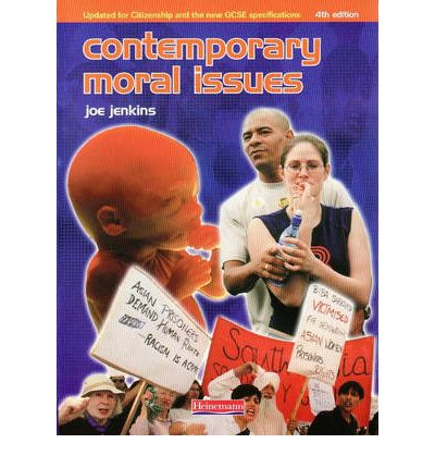 contemporary moral issues Find great deals for contemporary moral issues : diversity and consensus by lawrence m hinman (2005, paperback, revised) shop with confidence on ebay.