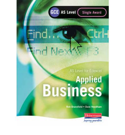 edexcel gce applied business coursework Edexcel advanced subsidiary gce in applied information • applied art and design • applied business the as is the first half of a gce course and.