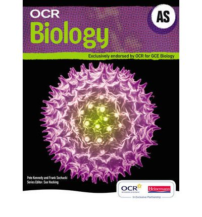 OCR AS Biology Student Book and Exam Cafe CD