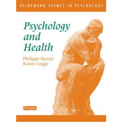psychology and health The social psychology of health also features a range of readings emphasizing the breadth of this multidisciplinary field, with contributions from social.