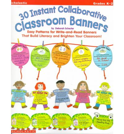30 Instant Collaborative Classroom Banners