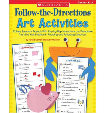 following instructions activities for kids