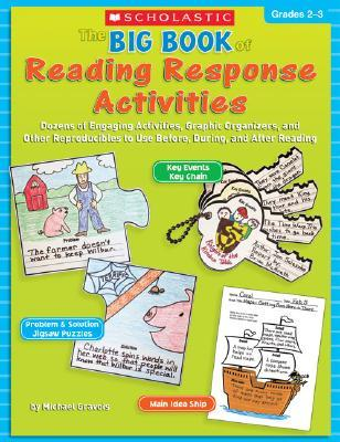 Libri inglesi con download audio gratuito The Big Book of Reading Response Activities: Grades 2-3 : Dozens of Engaging Activities, Graphic Organizers, and Other Reproducibles to Use Before, During, and After Reading PDF iBook PDB 0439796830