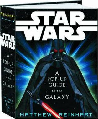 """Star Wars"": A Pop-up Guide to the Galaxy"