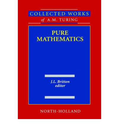 Pure Mathematics: Pure Mathematics : Collected Works