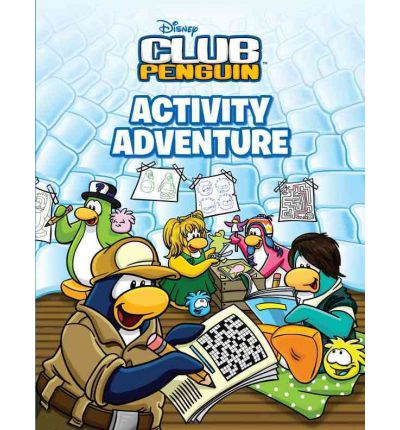 Club Penguin Activity Adventure