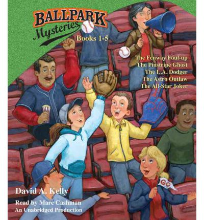 Ballpark Mysteries, Books 1-5