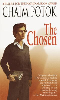 an examination of the chosen by chaim potok The chosen by chaim potok essays: over 180,000 the chosen by chaim potok essays, the chosen by chaim potok term papers, the chosen by chaim potok research paper, book reports 184 990 essays, term and research papers available for unlimited access.