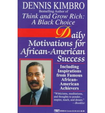 Daily Motivations for African-American Success