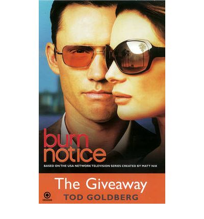 Burn Notice: Giveaway