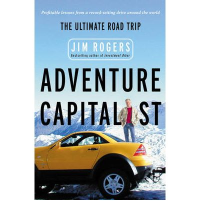 Adventure Capitalist : The Ultimate Roadtrip