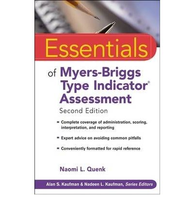 myers briggs type indicator assessment Take the real myers-briggs personality test and explore career, relationship, and personal development guidance based on your mbti personality type.