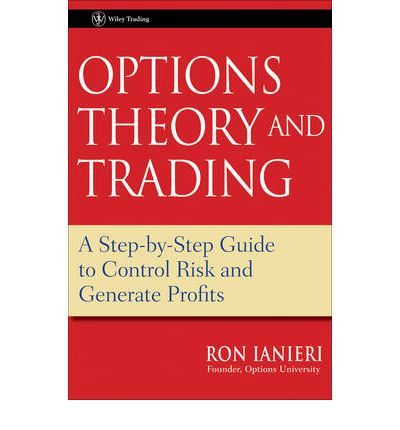 Ron ianieri options theory & trading