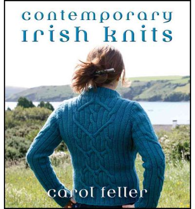 Contemporary Irish Knits _ I Wool Knit book review
