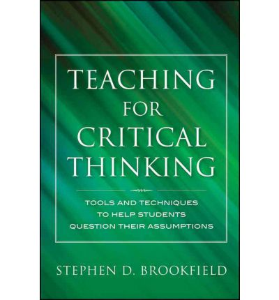 stephen brookfield critical thinking