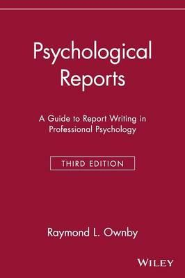 Clinical Psychology descriptive composition writing
