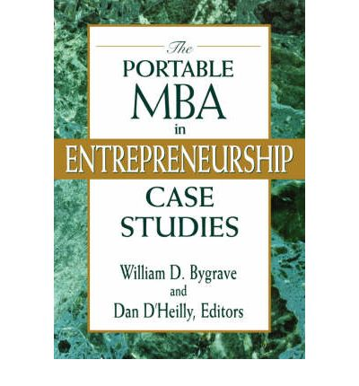 the portable mba in entrepreneurship pdf free