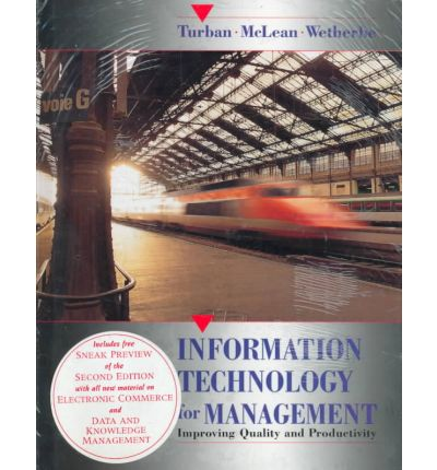 Tagalog E-Books kostenloser Download Information Technology for Management : Improving Quality and Productivity by E. Turban, E. Mc Lean, J. Wetherbe ePub