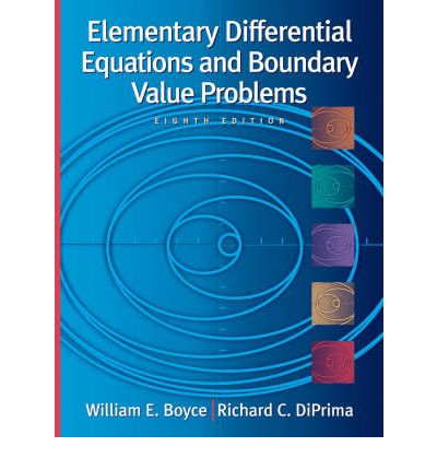 Elementary Differential Equations and Boundary Value Problems: WITH ODE Architect CD-ROM