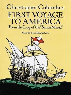 a history of christopher columbus first voyage to america Columbus's journal of his first voyage to america has been lost however, we do have an accurate abstract of the journal written by bartolome de las casas in the 1530s las casas was an historian and columbus's biographer who had access to the original journal of the voyage.