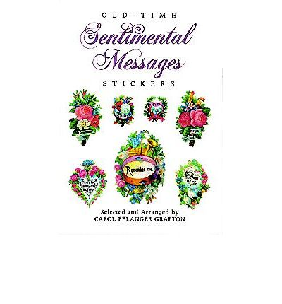 Free costing books download Old-Time Sentimental Messages Stick ePub