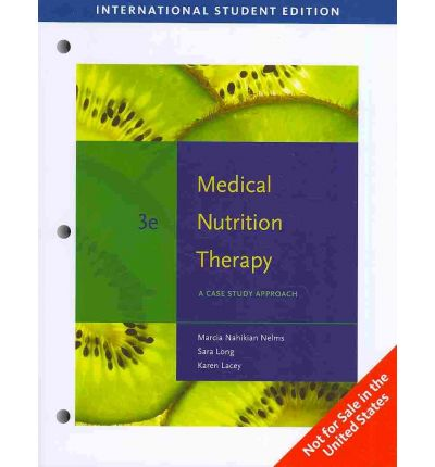 medical nutrition therapy a case study approach questions Solution manual for medical nutrition therapy a case-study approach, 5th edition.