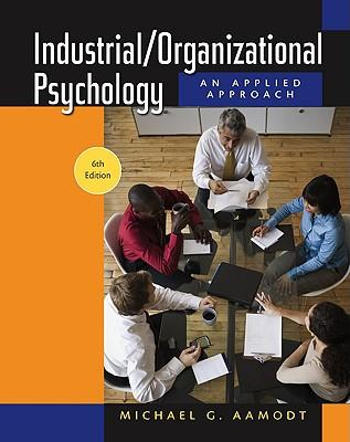 industrial organizational psychology case studies