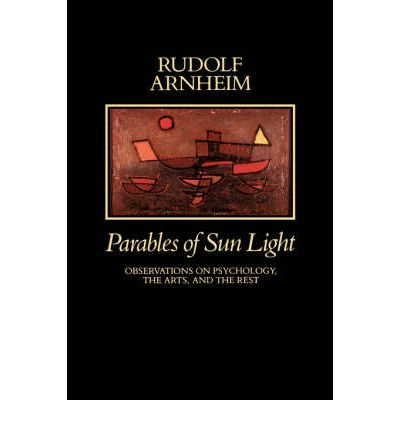 rudolf arnheim new essays on the psychology of art New essays on the psychology of art by rudolf arnheim available in trade paperback on powellscom, also read synopsis and reviews thousands of readers who have.