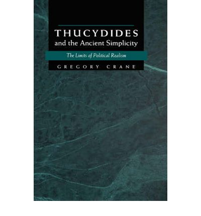 Thucydides and the Ancient Simplicity