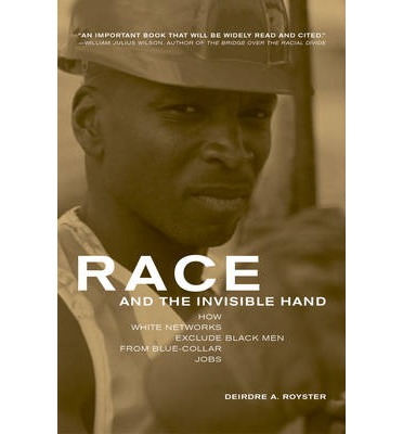Race and the invisible hand essay