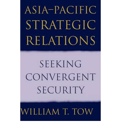 An overview of the strategic geometry and the international relations of asia
