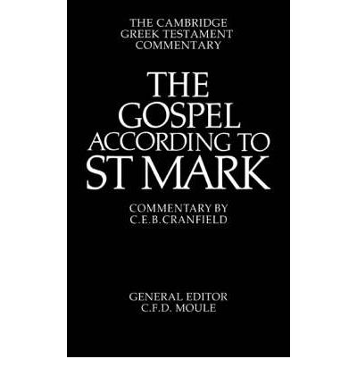 the gospel according to mark by The gospel according to mark church history — eusebius pamphilius 1 and thus when the divine word had made its home among them, the power of simon was quenched and immediately destroyed, together with the man himself and.