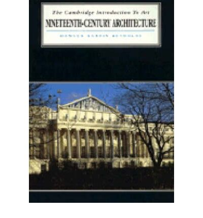 an introduction to the analysis of the 19th century architecture
