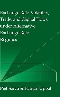 thesis on exchange rate volatility and international trade This paper investigates the impact of exchange rate volatility on trade and exports in the results indicate that a higher participation in international markets.