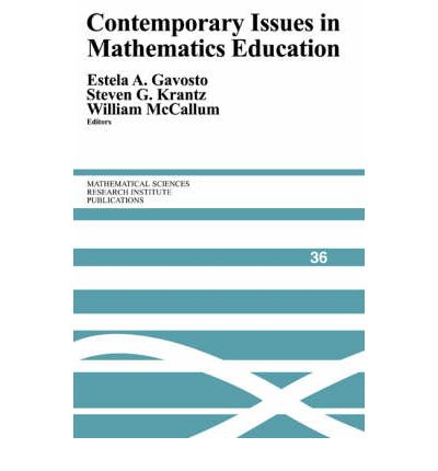 contemporary issues in education paper Recently published articles from contemporary educational psychology recently published articles from contemporary educational (snip): 2123 ℹ source normalized impact per paper (snip): 2016: restudy choice, and comprehension scores of students in primary education october 2017.