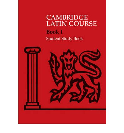 Cambridge Latin Course 1 Student Study Book: Level 1
