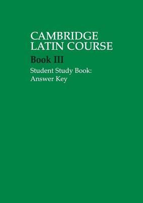 Cambridge latin course book iii