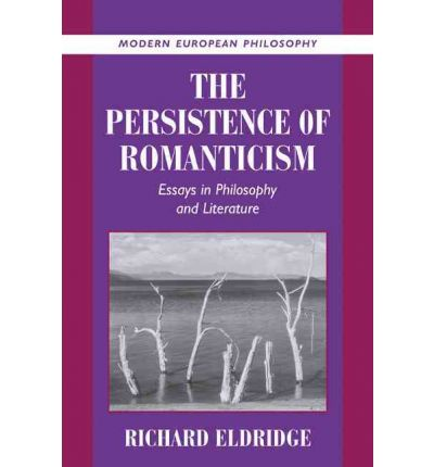 reason and romanticism essays in literary criticism Romanticism versus neoclassicism between american and british romanticism the two forms of writing were a new age of literature, the romanticism.