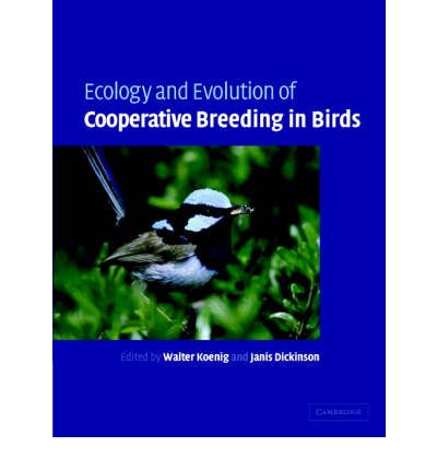 cooperative breeding in birds essay In approximately 32% of bird species individuals regularly forgo the opportunity to breed independently and instead breed cooperatively with other conspecifics, either as non-reproductive 'helpers' or as co-breeders the traditional explanation for cooperative breeding is that the.